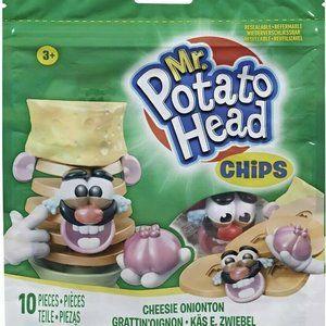 *NEW* Mr Potato Head Chips: Cheesie Onionton